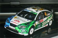 Ford Focus WRC - Wales Rally GB 2008 - Valentino Rossi - Ixo