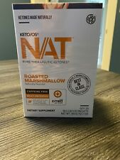 Pruvit NAT ketones Roasted Marshmallow Caffeine Free RARE FREE SHIPPING CANADA