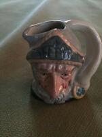 "Royal Doulton DON QUIXOTE Toby Character Mug MINI D6511 1956 2 1/4"""