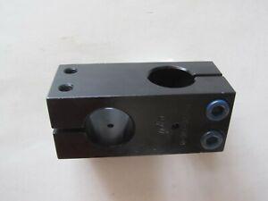 "CPI Automation 80/20 Inc.M-12E-12E-M 1.5"" Double Shaft Stanchion Mounting BLOCK"