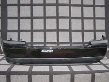 VOLVO S60 REAR BUMPER COVER BLACK OEM 2001 2002 2003 2004