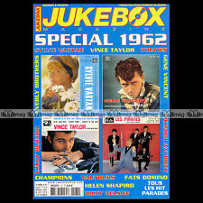 JUKEBOX N°181 ★ SPECIAL ANNEE 1962 ★ PIRATES GENE VINCENT BLONDO VARTAN ...