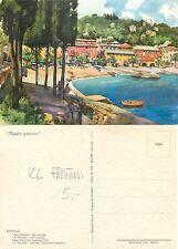 Rapallo - San Michele dai Cipressi ILLUSTRATORE FRATTINI (I-L 020)