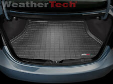 WeatherTech Cargo Liner Trunk Mat for Hyundai Elantra - 2011-2016 - Black