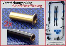 Verstärkungshülse 5mm für 8x1,5 Rohr Kunststoff Benzinleitung Treibstoffleitung