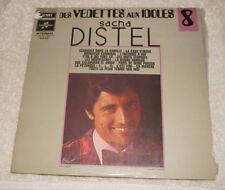 LP : Sacha Distel - Des Vedettes aux Idoles (1970) import