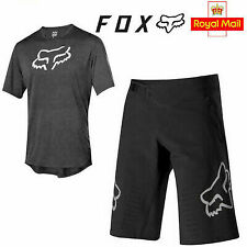 2020 Summer Fox Racing Demo Shorts Men's MTB DH Mountain Bike Shorts Quick-dry