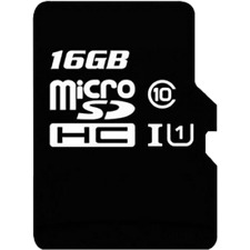 16GB IP Camera SD / TF Card ,Class10 Micro Flash Memory cards for CCTV Monitors