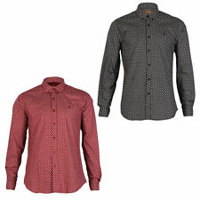 Men's Collared Fitted Casual Shirts & Tops ,no Multipack