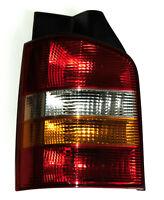 VW T5 Heckleuchte links 7H0945095J Heckklappe Bremslicht Rücklicht Rückleuchte