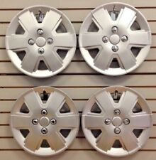 "2006-2011 Set Of 4 Ford FOCUS 15"" Wheelcover Hubcaps NEW"