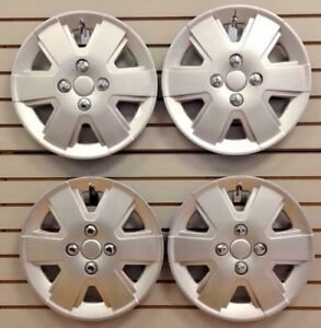 """2006-2011 Set Of 4 Ford FOCUS 15"""" Wheelcover Hubcaps NEW"""