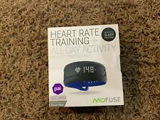 New Mio Fuse Heart Rate + Activity Tracker + Sleep Ant+ Small s/m Blue