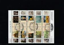 Nederland gestempeld 2003 used V2142-2151 - Vincent van Gogh