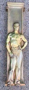 Vintage GAY CRUISER Bronze Relief
