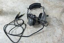 aviation pilot avionics Pa 10-40 headset head set