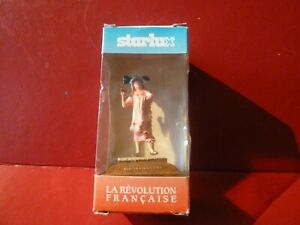 "STARLUX : FIGURINE PLASTIQUE "" LA REVOLUTION FRANCAISE ""."