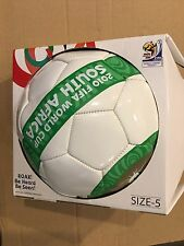 2010 Fifa World Cup South Africa Soccer Ball - Mexico - Size 5