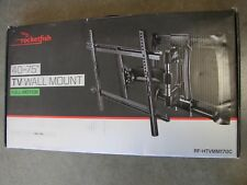 "Rocketfish Full Motion FIT 40"" - 75"" HD LED TV Wall Mount RF-HTVMM170C"