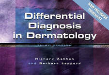 Differential Diagnosis in Dermatology-ExLibrary