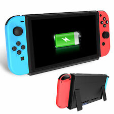 External Battery Backup Charger Case Pack Power Bank for Nintendo Switch Console