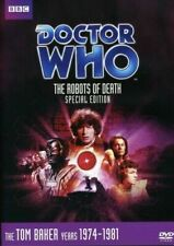 Doctor Who - The Robots of Death (Dvd, 2012, Special Edition)