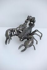 Scorpion Metal Sculpture Cool Gift for Christmas Great Ideas Gift for Groomsmen