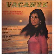 Gino Mescoli Lp Vinile Vacanze / Style STLP 8066 Nuovo