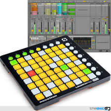 Novation Launchpad Mini MK2 Controller With Ableton Live Lite DAW Software