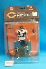 Devin Hester White Jersey Figure Chicago Bears NFL Series 18 McFarlane Toys 2008