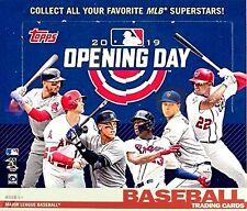 2019 Topps Opening Day Baseball Cards Hobby Box