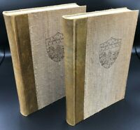 Grapes of Wrath ~ John Steinbeck ~ 1940 Limited Editions Club Thomas Hart Benton