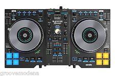 HERCULES DJ CONTROL JOGVISION Midi Usb + Scheda Audio 2 Deck + Serato NUOVA