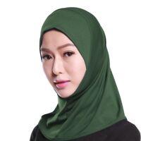 1 PCS Muslim Children Islamic Scarf Hijab Shawls Amira Girl's Hijab Muslim Kids