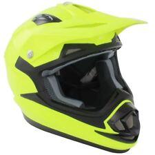 GSB Fluorescent Yellow 2017 Xp-14b MX Enduro Helmet M