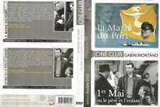 La Marie du port + 1er Mai ou le père et l'enfant (Ciné Club Gabin/Montand)