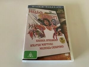 Hello Dolly DVD (Pal, 2006)  DVD region 4 Studio Classics