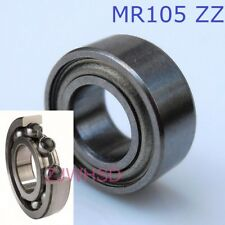 Mr105 ZZ Si3n4 Ceramic Ball Bearing Metal RC Clutch Replace 5 X 10 X 4 Mm