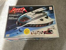 Manta Force Space Battle Force Gigantic Ship 1987 Boxed