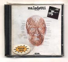 Cd AREA Maledetti (Maudits) – NUOVO Prima edizione 1993 no digipack