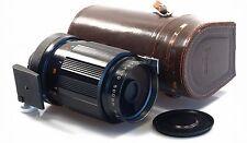 SIGMA MIRROR LENS 1:8 f=500mm TELEPHOTO CASE CAP CLEAN