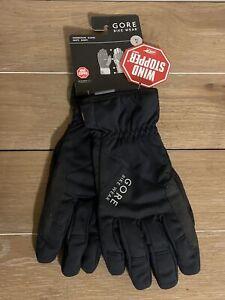 WINDSTOPPER Gloves - GORE WINDSTOPPER  Phantom Gloves - Black XL