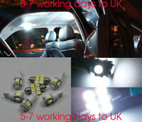 Bright White 16 Light SMD LED Interior kit For Jeep Grand Cherokee WJ 1998-2004