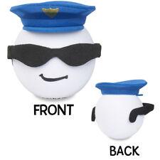 Coolballs® Cool Police Cop Policeman Hero Car Antenna Topper / Antenna Ball
