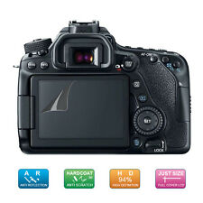 4x LCD Screen Protector Film for Canon EOS 700D 750D 760D Rebel T5i T6i T6s T7i