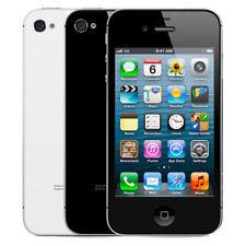 Apple iPhone 4S  8GB 16GB 32GB 64GB Smartphone Unlocked AT&T Sprint