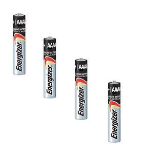 Energizer E96 AAAA Alkaline Battery x 4 ( New, Bulk )