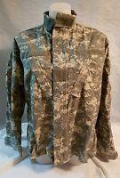 MILITARY bdu shirt Size medium-short hunting camping ARMY COMBAT UNIFORM USA #2