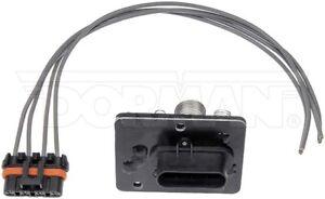 Heater HVAC Blower Motor Resistor for 95-05 Chevy GMC Olds Blazer S10 S15 Sonoma