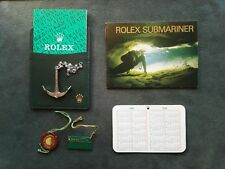 Accessories Booklet Rolex Sub Mariner year 1994 USA